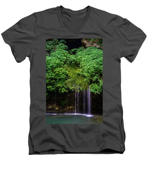 A Hidden Gem Men's V-Neck T-Shirt