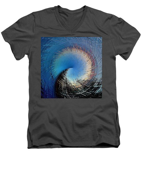 A Passage Of Time Men's V-Neck T-Shirt