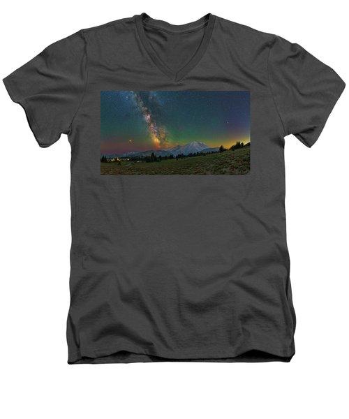 A Perfect Night Men's V-Neck T-Shirt