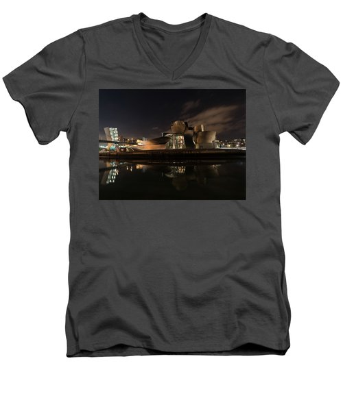 A Piece Of Another World Men's V-Neck T-Shirt