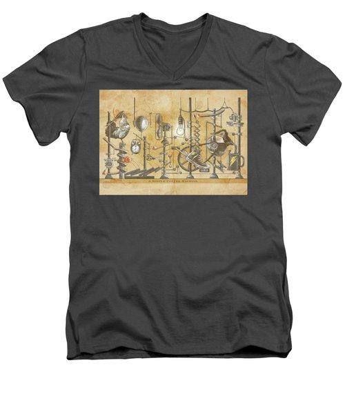 A Simple Coffee Machine Men's V-Neck T-Shirt