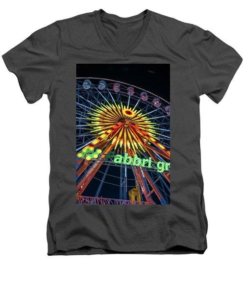 Abbri Men's V-Neck T-Shirt