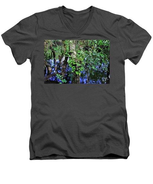 After Forever Ends Men's V-Neck T-Shirt