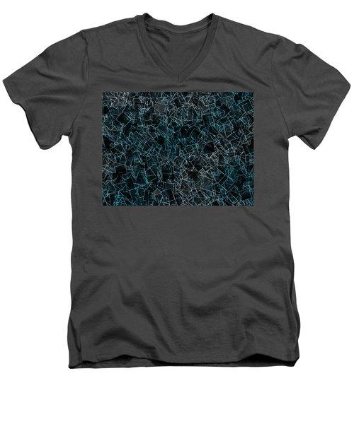 Anglistica Men's V-Neck T-Shirt