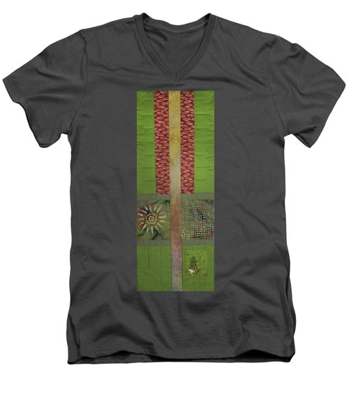 Another Fragment Of The Frontier Of Beauty Men's V-Neck T-Shirt