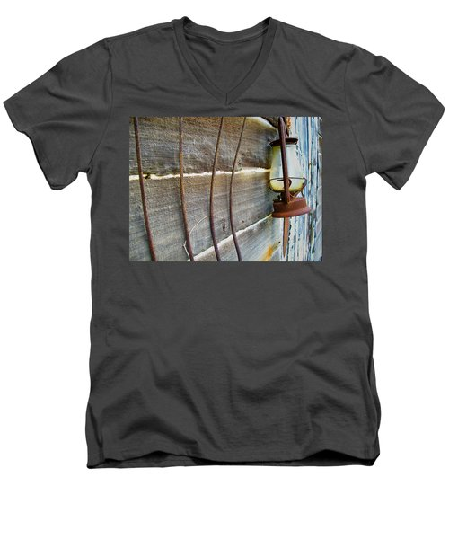Another Time Men's V-Neck T-Shirt