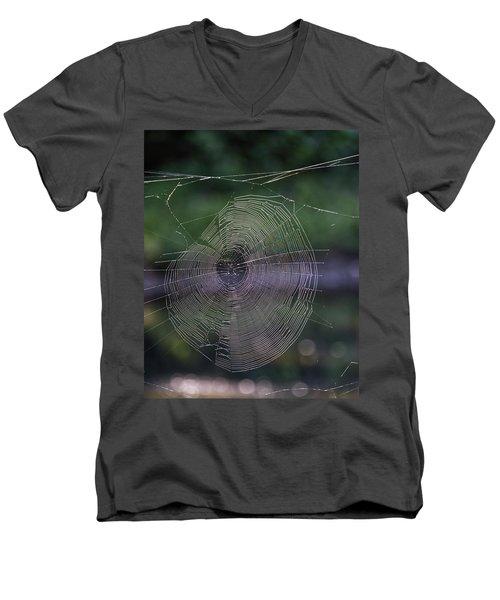 Another Web Men's V-Neck T-Shirt