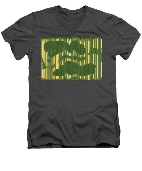 Anstotelig Men's V-Neck T-Shirt