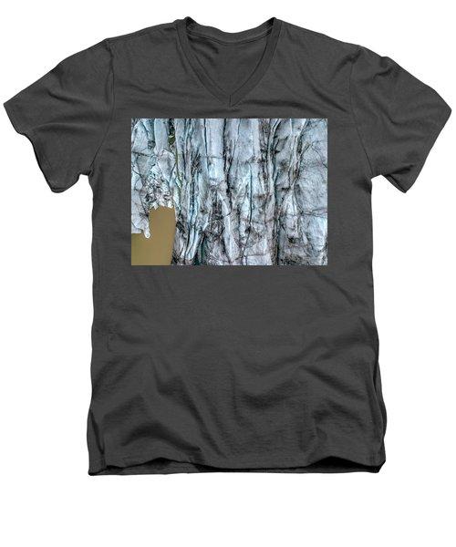 Artic Glacier Men's V-Neck T-Shirt