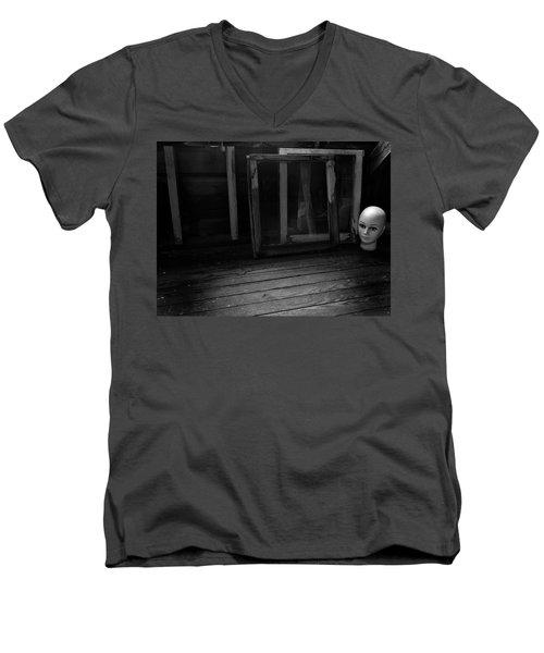 Attic #2 Men's V-Neck T-Shirt