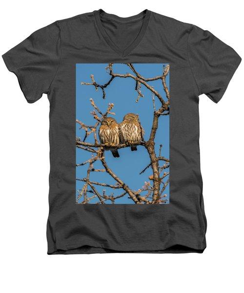 B36 Men's V-Neck T-Shirt
