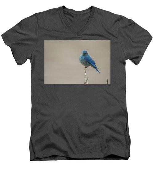 B52 Men's V-Neck T-Shirt