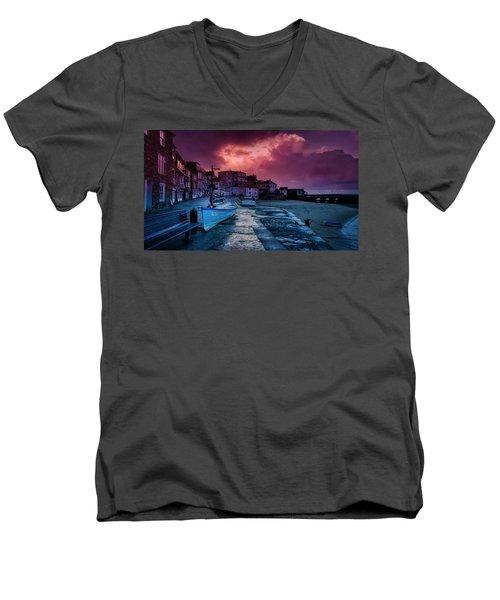 Back From The Shop Men's V-Neck T-Shirt