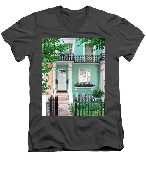 Bailey Men's V-Neck T-Shirt