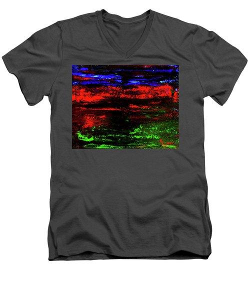 Balance Men's V-Neck T-Shirt