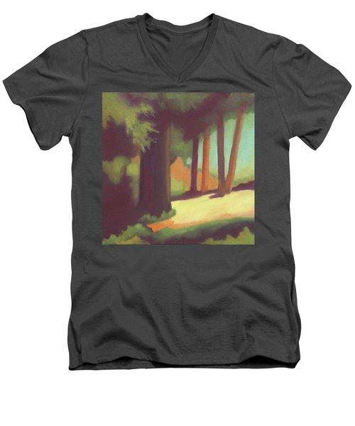 Berkeley Codornices Park Men's V-Neck T-Shirt