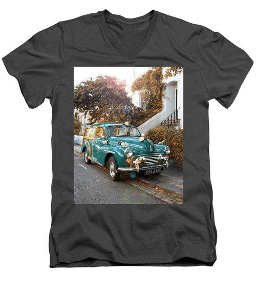 Berton Men's V-Neck T-Shirt