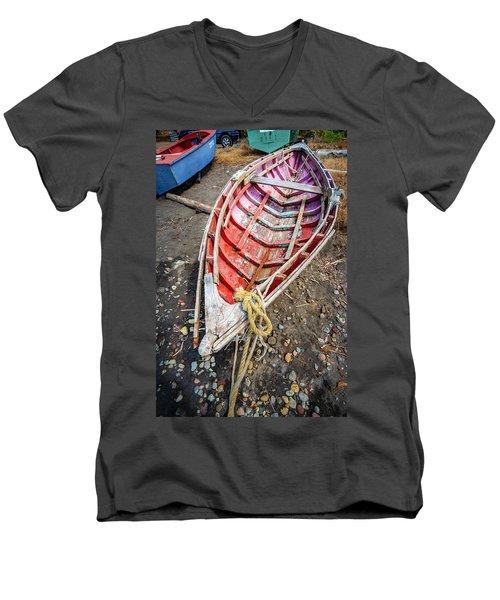 Better Days Men's V-Neck T-Shirt