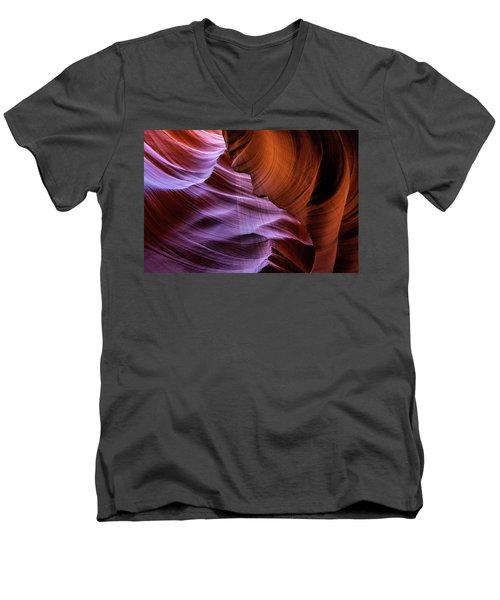 The Body's Earth 2 Men's V-Neck T-Shirt