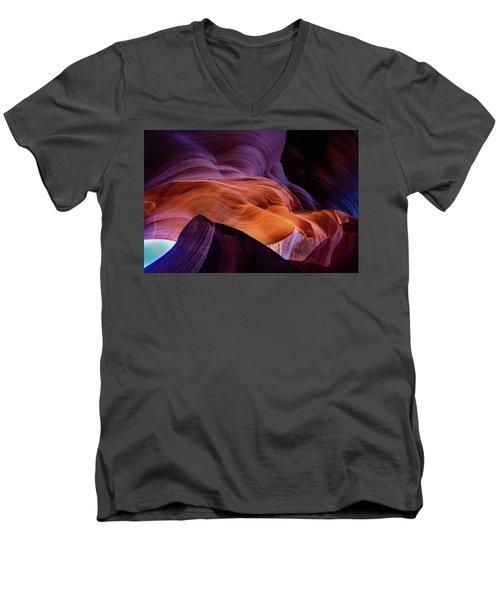 The Body's Earth 4 Men's V-Neck T-Shirt