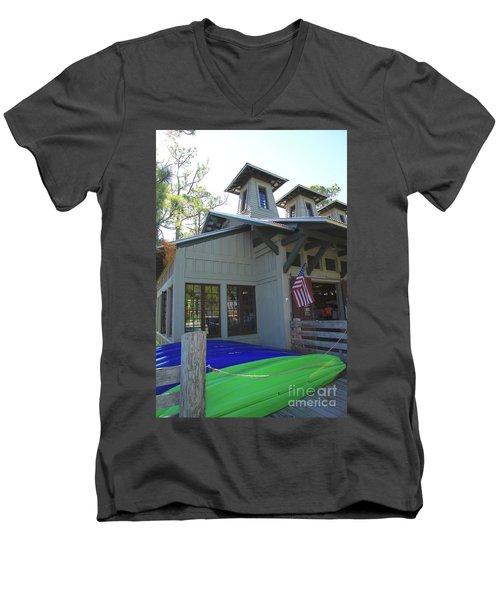 Boathouse Men's V-Neck T-Shirt