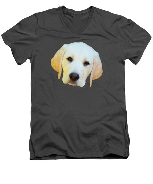 Bone Head Men's V-Neck T-Shirt