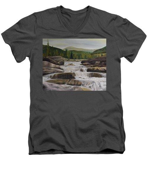 Bragg Creek Men's V-Neck T-Shirt