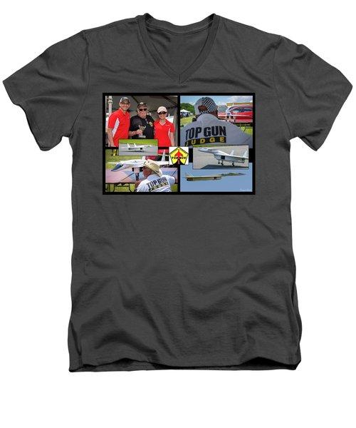 Bret 2019 Men's V-Neck T-Shirt