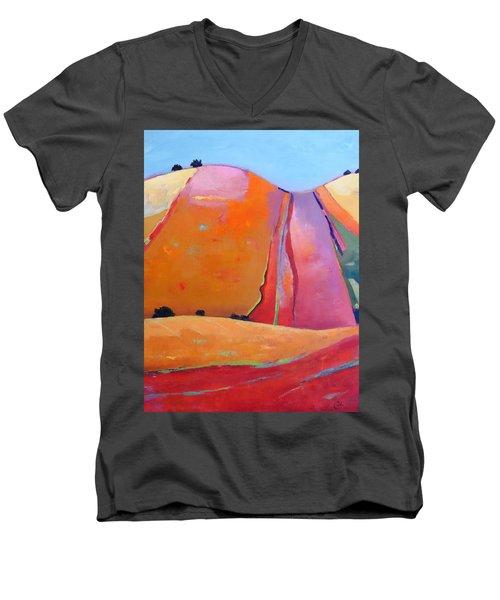Brilliant #3 Men's V-Neck T-Shirt