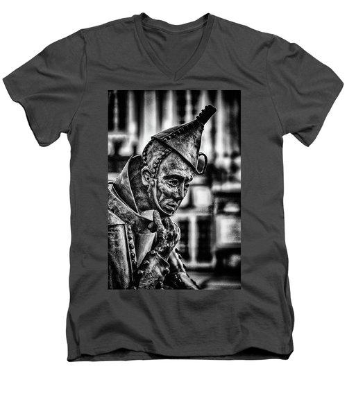 Bw Tinman Men's V-Neck T-Shirt