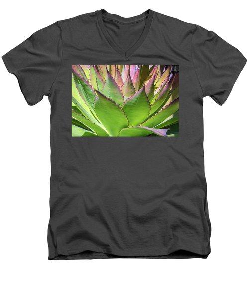 Cactus 4 Men's V-Neck T-Shirt