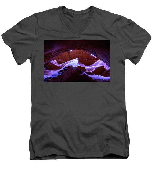 Canyon Magic Men's V-Neck T-Shirt