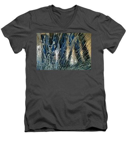 Car Wash Blues Men's V-Neck T-Shirt