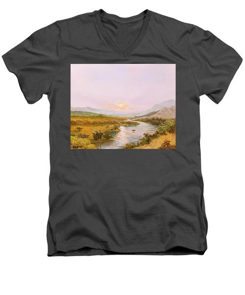 Charon's Sabbatical Men's V-Neck T-Shirt