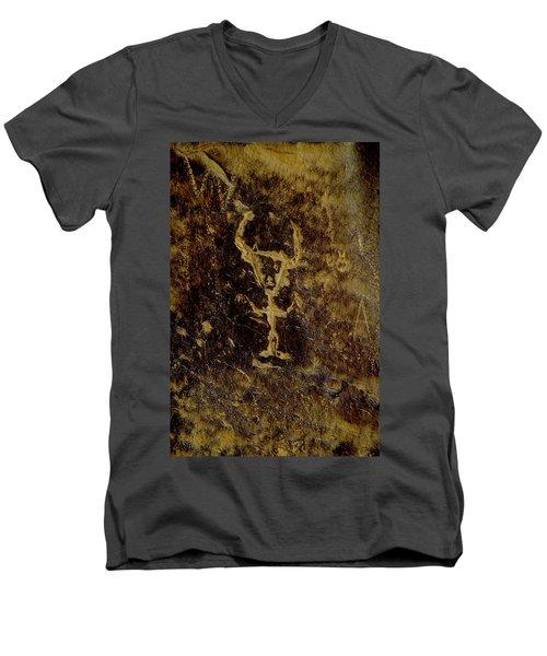 Chief Men's V-Neck T-Shirt