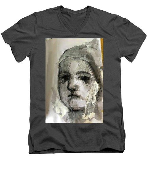 Child  Men's V-Neck T-Shirt