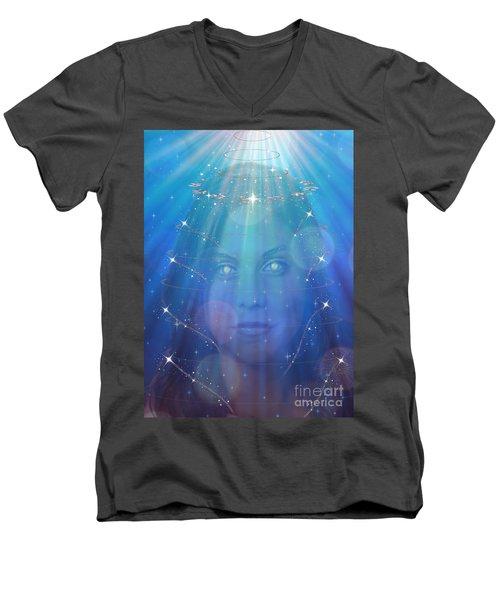 Chosen Men's V-Neck T-Shirt