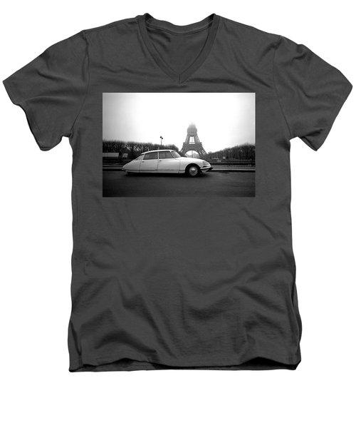 Citroen Men's V-Neck T-Shirt