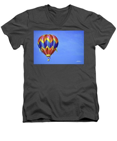 Clear Sailing Men's V-Neck T-Shirt