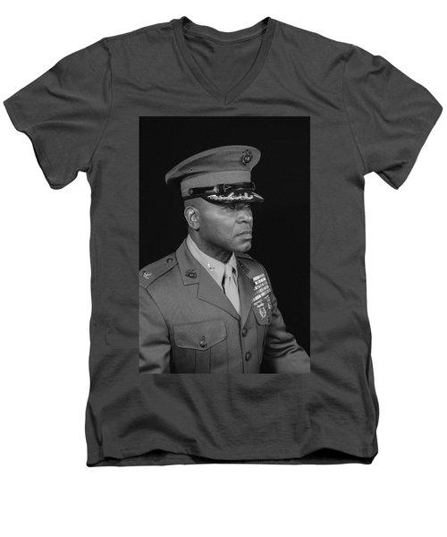 Colonel Al Trimble Men's V-Neck T-Shirt