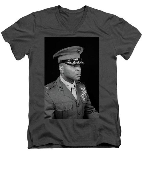 Colonel Trimble Men's V-Neck T-Shirt