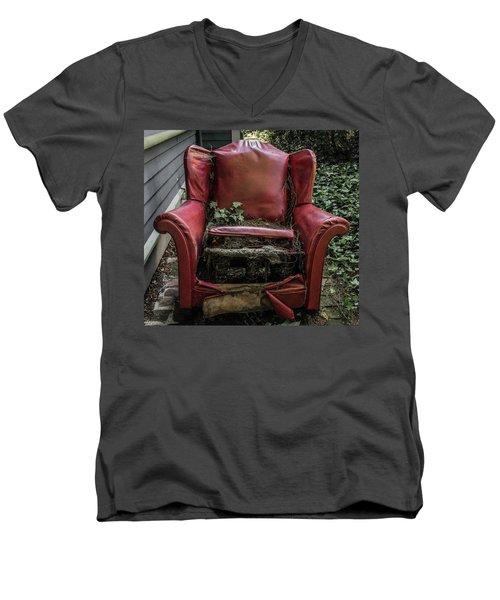 Comfy Chair Men's V-Neck T-Shirt