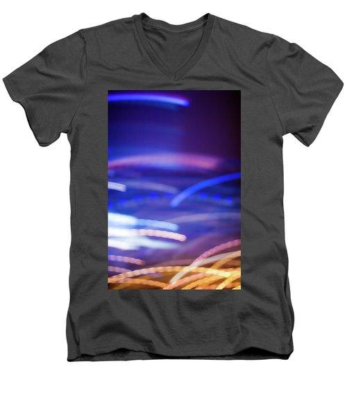 Continuance II Men's V-Neck T-Shirt