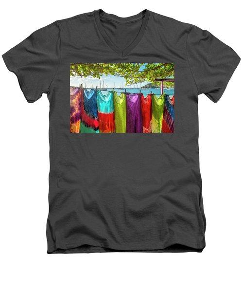 Coverup Men's V-Neck T-Shirt