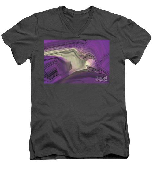 Crystal Journey Men's V-Neck T-Shirt