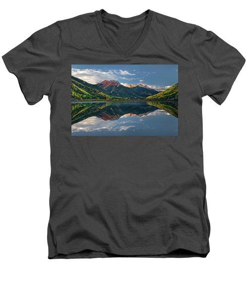 Crystal Morning Men's V-Neck T-Shirt