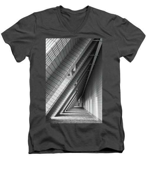 Cultural Centre Hong Kong Men's V-Neck T-Shirt