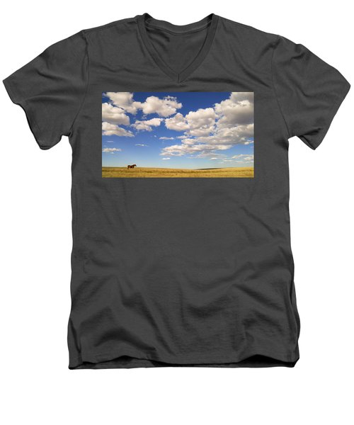 Cumulus Men's V-Neck T-Shirt