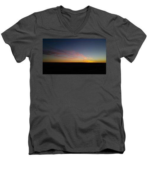 Descent Men's V-Neck T-Shirt