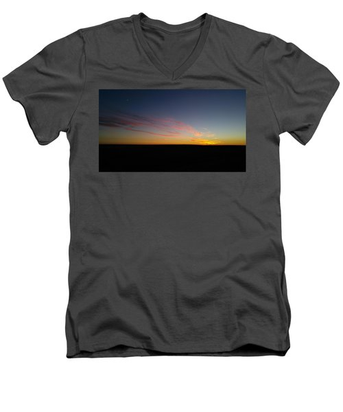 Descent Men's V-Neck T-Shirt